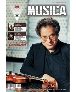 MUSICA n. 205 - Aprile 2009