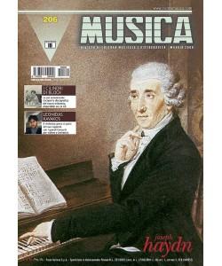 MUSICA n. 206 - Maggio 2009