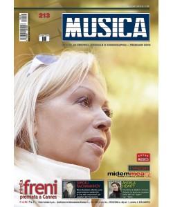 MUSICA n. 213 - Febbraio 2010