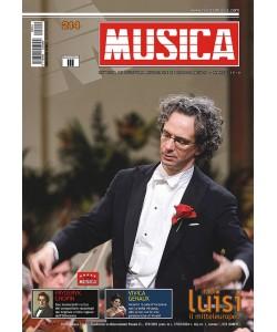 MUSICA n. 214 - Marzo 2010