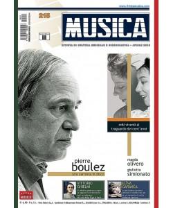 MUSICA n. 215 - Aprile 2010