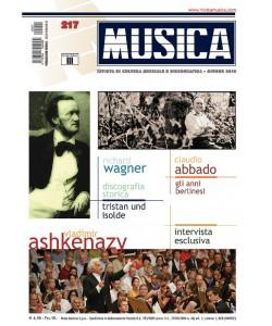 MUSICA n. 217 - Giugno 2010