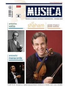 MUSICA n. 220 - Ottobre 2010