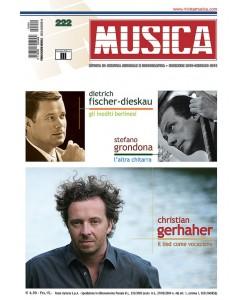 MUSICA n. 222 - Dicembre 2010-Gennaio 2011