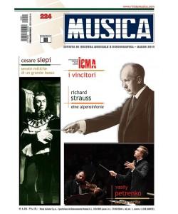 MUSICA n. 224 - Marzo 2011