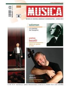 MUSICA n. 225 - Aprile 2011