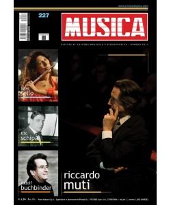 MUSICA n. 227 - Giugno 2011