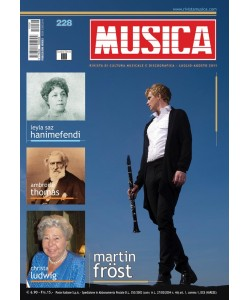 MUSICA n. 228 - Luglio-Agosto 2011