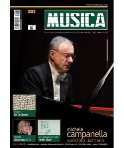 MUSICA n. 231 - Novembre 2011