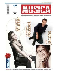 MUSICA n. 232 - Dicembre 2011-Gennaio 2012