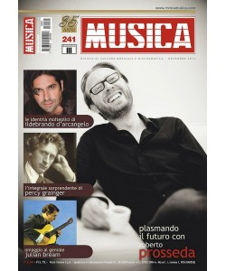 MUSICA n. 241 - Novembre 2012