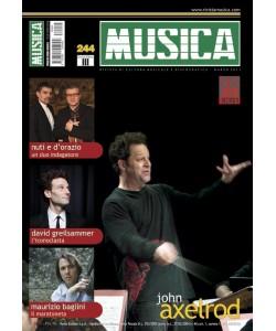 MUSICA n. 244 - Marzo 2013