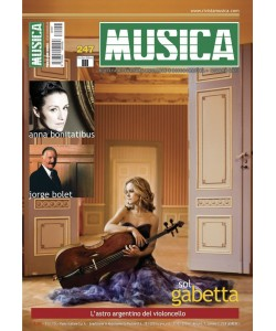 MUSICA n. 247 - Giugno 2013