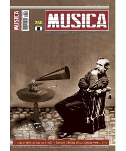 MUSICA n. 250 - Ottobre 2013