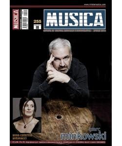 MUSICA n. 255 - Aprile 2014