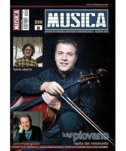 MUSICA n. 256 - Maggio 2014