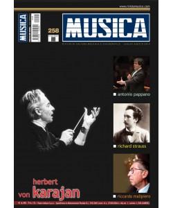 MUSICA n. 258 - Luglio-Agosto 2014