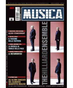 MUSICA n. 261 - Novembre 2014