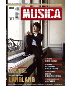 MUSICA n. 262 - Dicembre 2014-Gennaio 2015