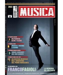 MUSICA n. 263 - Febbraio 2015