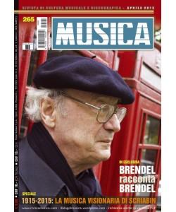 MUSICA n. 265 - Aprile 2015