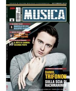 MUSICA n. 269 - Settembre 2015