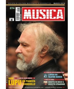 MUSICA n. 274 - Marzo 2016