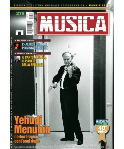 MUSICA n. 276 - Maggio 2016