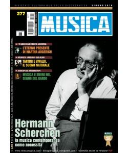 MUSICA n. 277 - Giugno 2016
