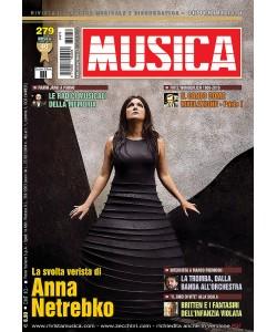 MUSICA n. 279 - Settembre 2016