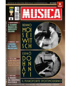 MUSICA n. 280 - Ottobre 2016 (PDF)