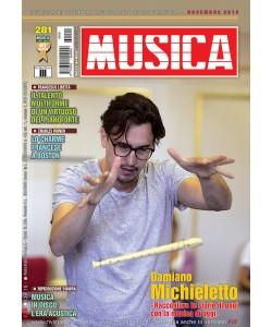 MUSICA n. 281 - Novembre 2016