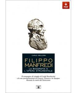 FILIPPO MANFREDI. La biografia e l'opera strumentale PDF