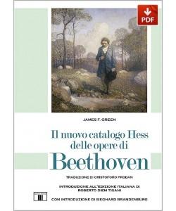 Il nuovo catalogo Hess delle opere di Beethoven (PDF)