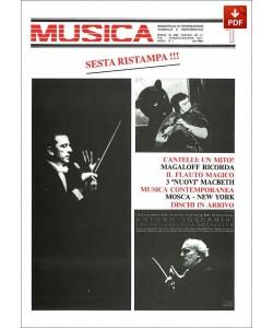 MUSICA n. 001 - Maggio 1977 (PDF)