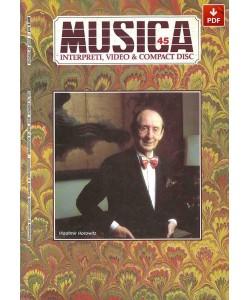 MUSICA n. 045 - Giugno 1987 (PDF)