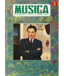 MUSICA n. 051 - Agosto-Settembre 1988 (PDF)