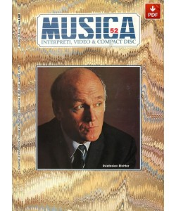 MUSICA n. 052 - Ottobre-Novembre 1988 (PDF)