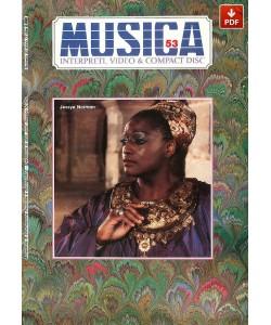 MUSICA n. 053 - Dicembre 1988-Gennaio 1989 (PDF)