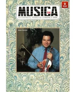 MUSICA n. 054 - Febbraio-Marzo 1989 (PDF)