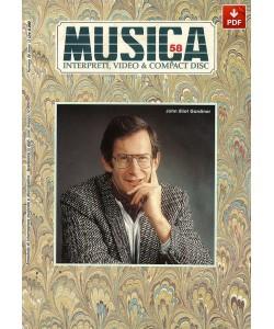 MUSICA n. 058 - Ottobre-Novembre 1989 (PDF)