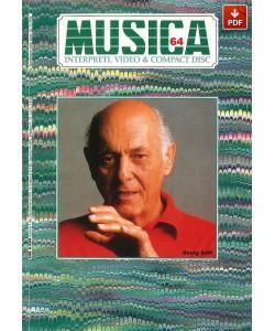 MUSICA n. 064 - Ottobre-Novembre 1990 (PDF)