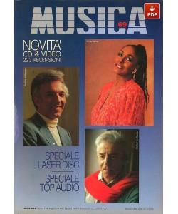 MUSICA n. 069 - Agosto-Settembre 1991 (PDF)