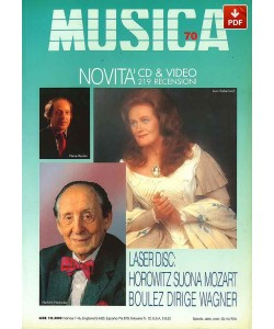 MUSICA n. 070 - Ottobre-Novembre 1991 (PDF)