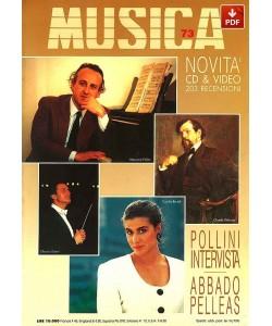 MUSICA n. 073 - Aprile-Maggio 1992 (PDF)
