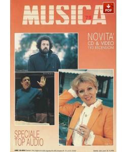 MUSICA n. 075 - Agosto-Settembre 1992 (PDF)
