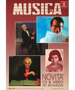 MUSICA n. 079 - Aprile-Maggio 1993 (PDF)