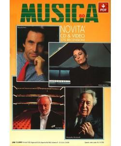 MUSICA n. 080 - Giugno-Luglio 1993 (PDF)
