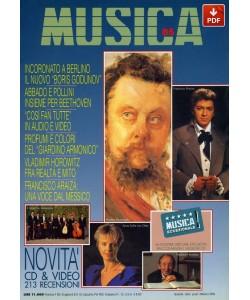 MUSICA n. 085 - Aprile-Maggio 1994 (PDF)