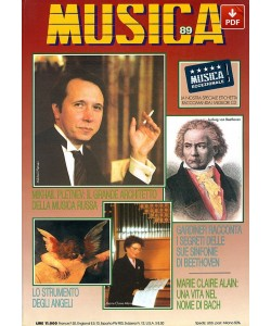 MUSICA n. 089 - Dicembre 1994-Gennaio 1995 (PDF)